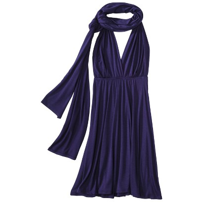 Mossimo® Womens Multi Wrap Short Dress - Assorted Colors