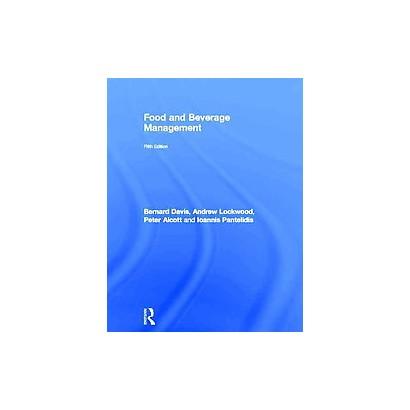 Food and Beverage Management (Revised) (Hardcover)