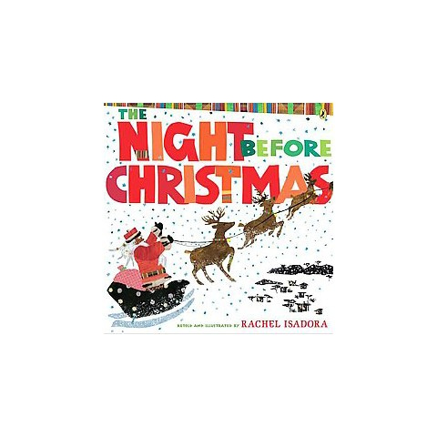 The Night Before Christmas (Reprint) (Paperback)