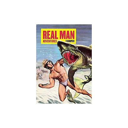 Real Man Adventures (Hardcover)