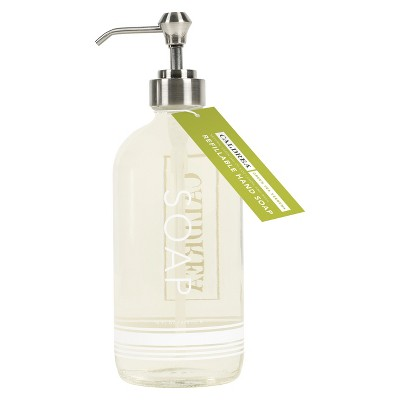 Caldrea Essentials Collection Green Tea Refillable Hand Soap - 16 Ounce