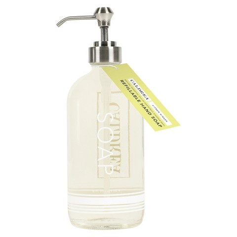 Caldrea Essentials Collection Citron Ginger Refillable Hand Soap - 16 Ounce