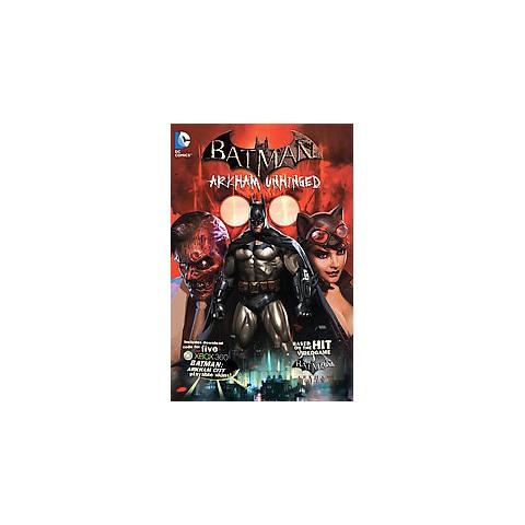 Batman Arkham Unhinged 1 (Hardcover)