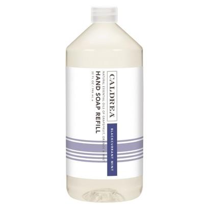 Caldrea 32 Ounce Blackcurrant Mint Hand Soap Refill