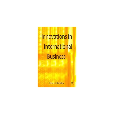 Innovations in International Business (Hardcover)