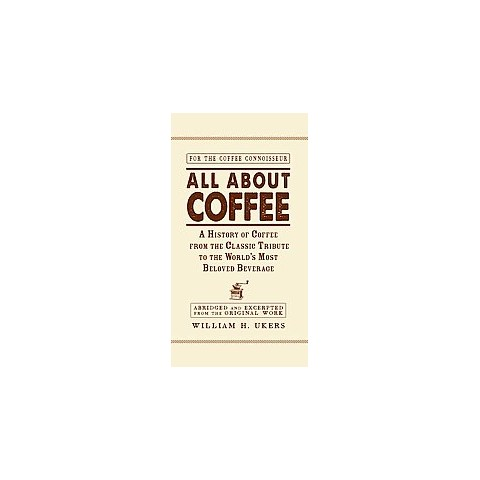 All About Coffee (Abridged) (Hardcover)