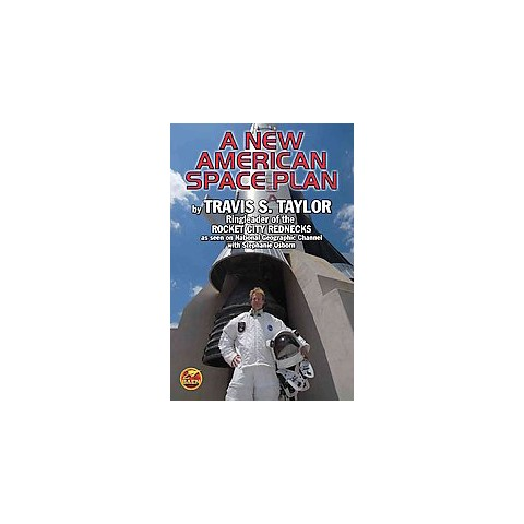 A New American Space Plan (Paperback)