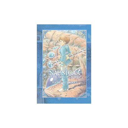 Nausicaa of the Valley of the Wind (Deluxe) (Mixed media product)