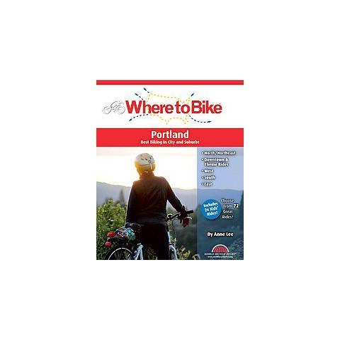 Where to Bike Portland (Spiral)