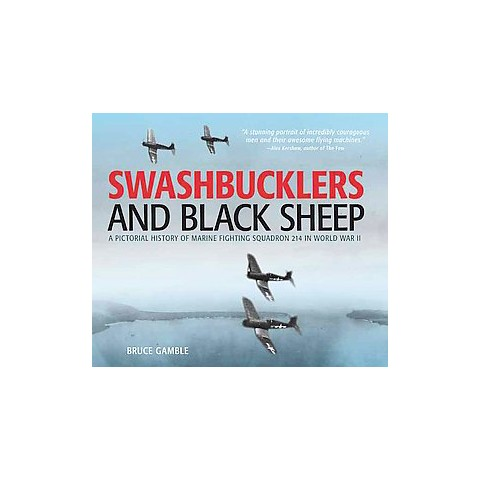 Swashbucklers and Black Sheep (Hardcover)