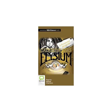 Elysium (Unabridged) (Compact Disc)