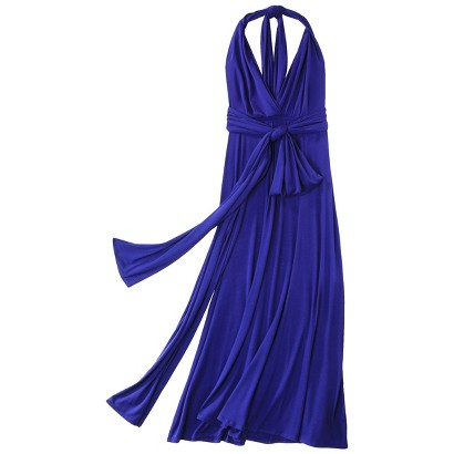 Mossimo® Womens Multi Wrap Maxi Dress - Assorted Colors