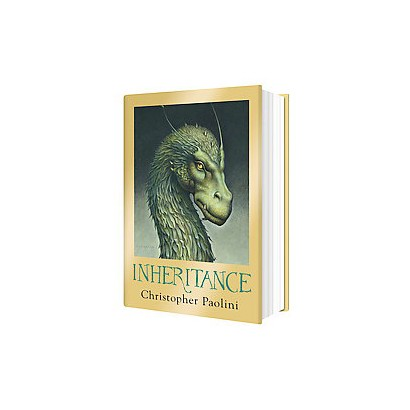 Inheritance, or The Vault Of Souls (Deluxe) (Mixed media product)