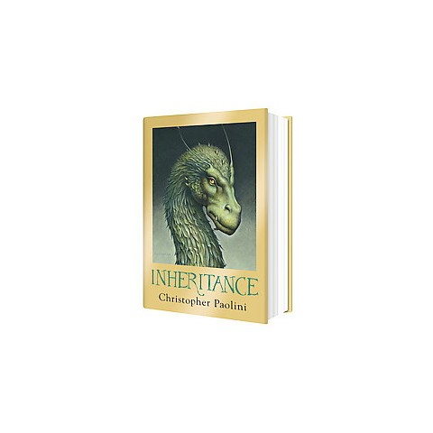 Inheritance, or The Vault Of Souls ( Inheritance Cycle) (Deluxe) (Mixed media product)