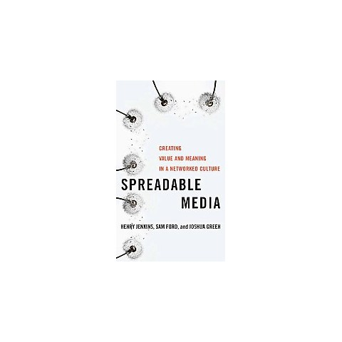 Spreadable Media (Hardcover)
