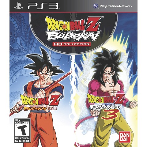 Dragon Ball Z Budokai HD Collection (PlayStation 3)