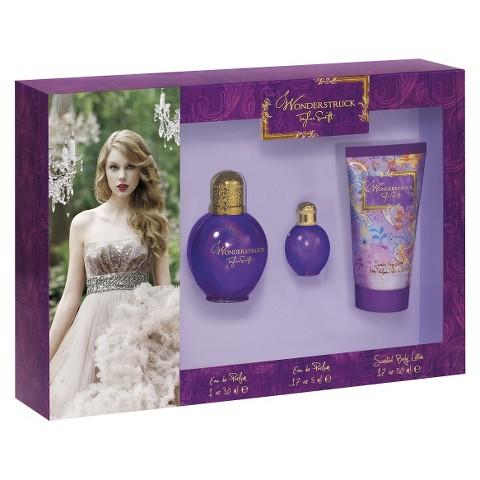 Women's Wonderstruck by Taylor Swift Gift Set - 3 pc
