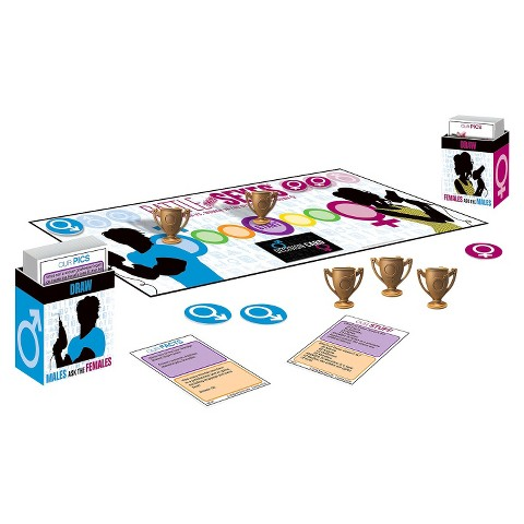Battle of the Sexes® Board Game