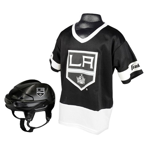 Los Angeles Kings Hockey Uniform Set for Kids - Ages 5-9