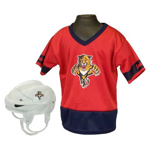Florida Panthers Hockey Uniform Set for Kids - Ages 5-9