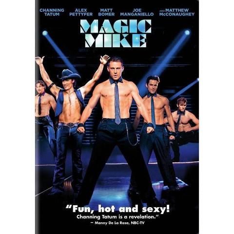 Magic Mike (Includes Digital Copy) (UltraViolet) (W) (Widescreen)