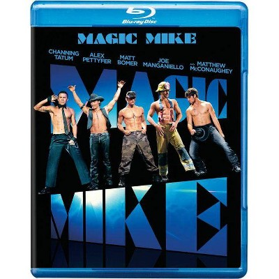 Magic Mike (2 Discs) (Includes Digital Copy) (UltraViolet) (Blu-ray/DVD)