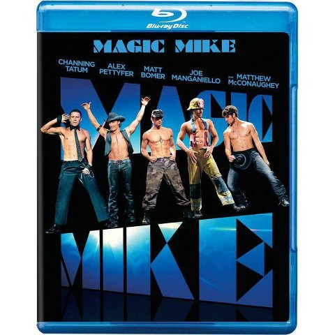 Magic Mike (2 Discs) (Includes Digital Copy) (UltraViolet) (Blu-ray/DVD) (W) (Widescreen)