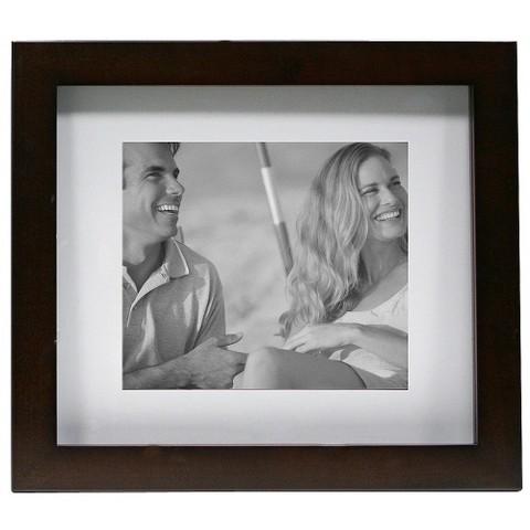 Wood Frame - Mocha