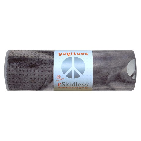 yogitoes Skidless Yoga Towel - Agate