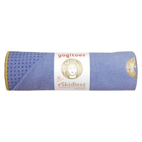 yogitoes Skidless Yoga Towel - Moonstone