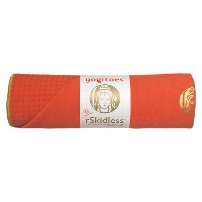 yogitoes Skidless Yoga Towel - Coral