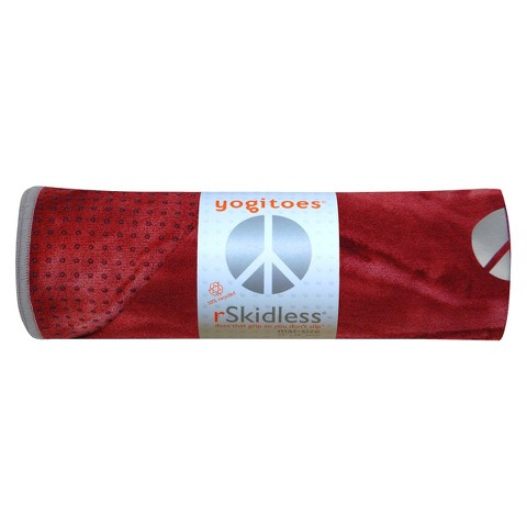 yogitoes Skidless Yoga Towel -  Jasper