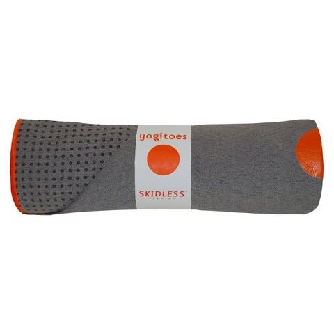 yogitoes Skidless Yoga Towel - Stone