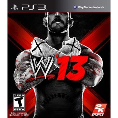 WWE 13 (PlayStation 3)
