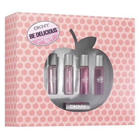 Women's Fresh Blossom by DKNY 4 Piece Gift Set
