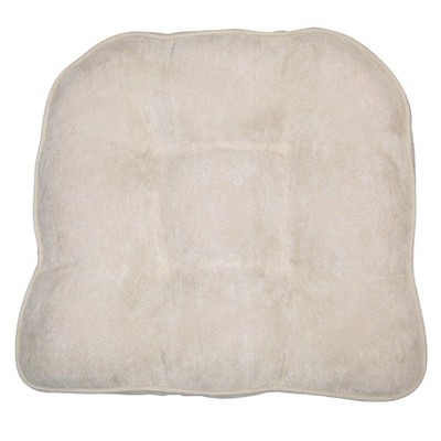 Threshold™ Suede Chairpad - Tan