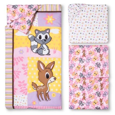 Trend Lab Lola Fox 3pc. Crib Bedding Set