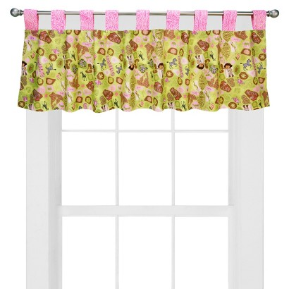 Dora Window Valance