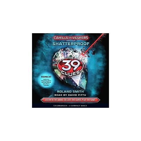 Shatterproof (Unabridged) (Compact Disc)