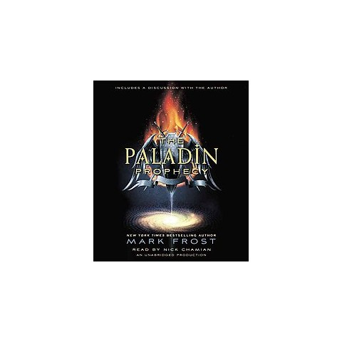 The Paladin Prophecy (Unabridged) (Compact Disc)
