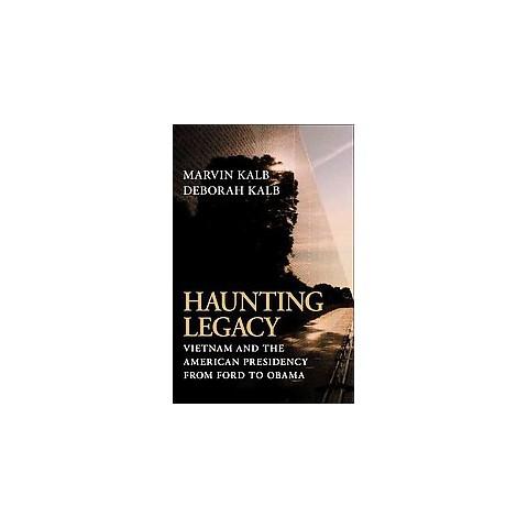 Haunting Legacy (Reprint) (Paperback)