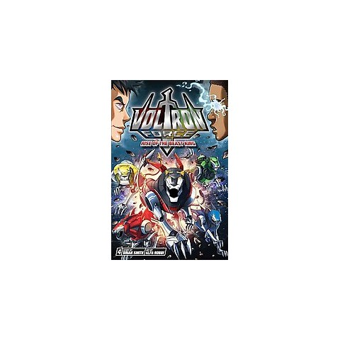 Voltron Force 4 (Paperback)