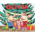 Olivia y el regalo de Navidad/ Olivia an ( Olivia TV Tie-in) (Paperback)