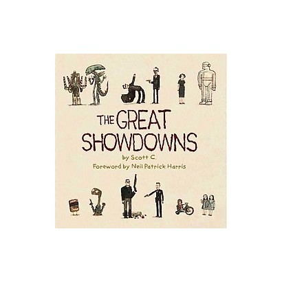 The Great Showdowns (Hardcover)