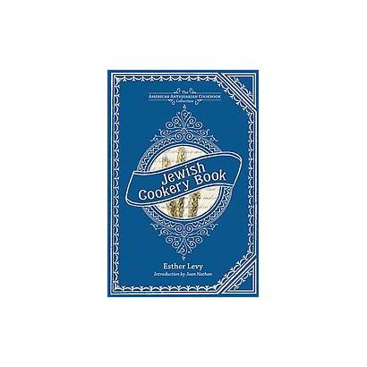 Jewish Cookery Book (Facsimile) (Hardcover)