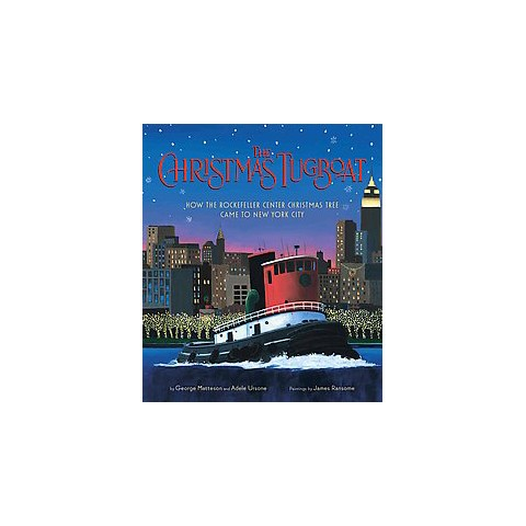 The Christmas Tugboat (Hardcover)