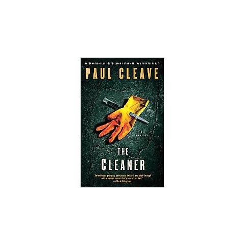 The Cleaner (Reprint) (Paperback)