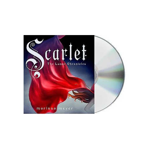 Scarlet (Unabridged) (Compact Disc)