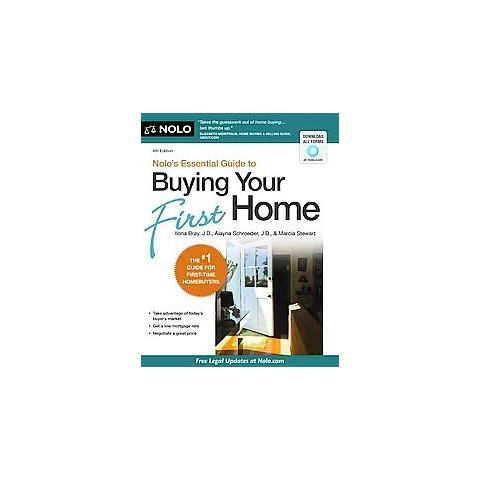 Nolo's Essential Guide to Buying Your First Home (Mixed media product)