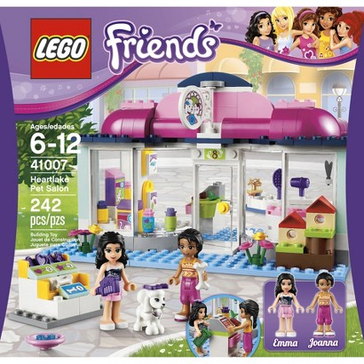 LEGO® Friends Pet Salon 41007